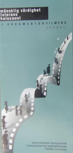 DN . film festival, annons och broschyr
