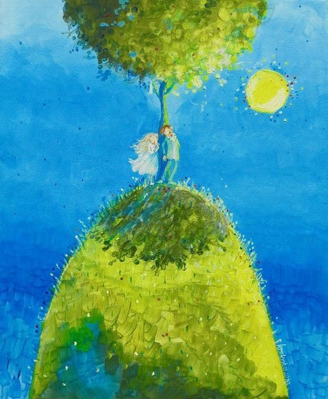 In the Shadow of the good Tree, 1