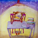 Bokslukare/Book eater
