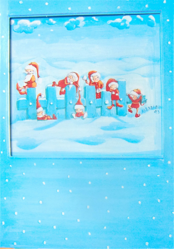 Unicef-Julkort